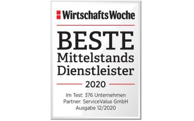 WirtschaftsWoche: Steinbach & Partner erneut unter den Top 5
